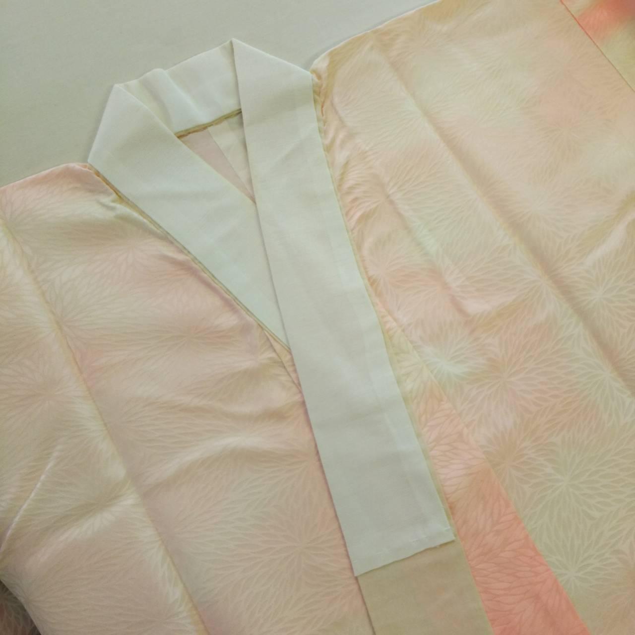 長襦袢   白の半衿